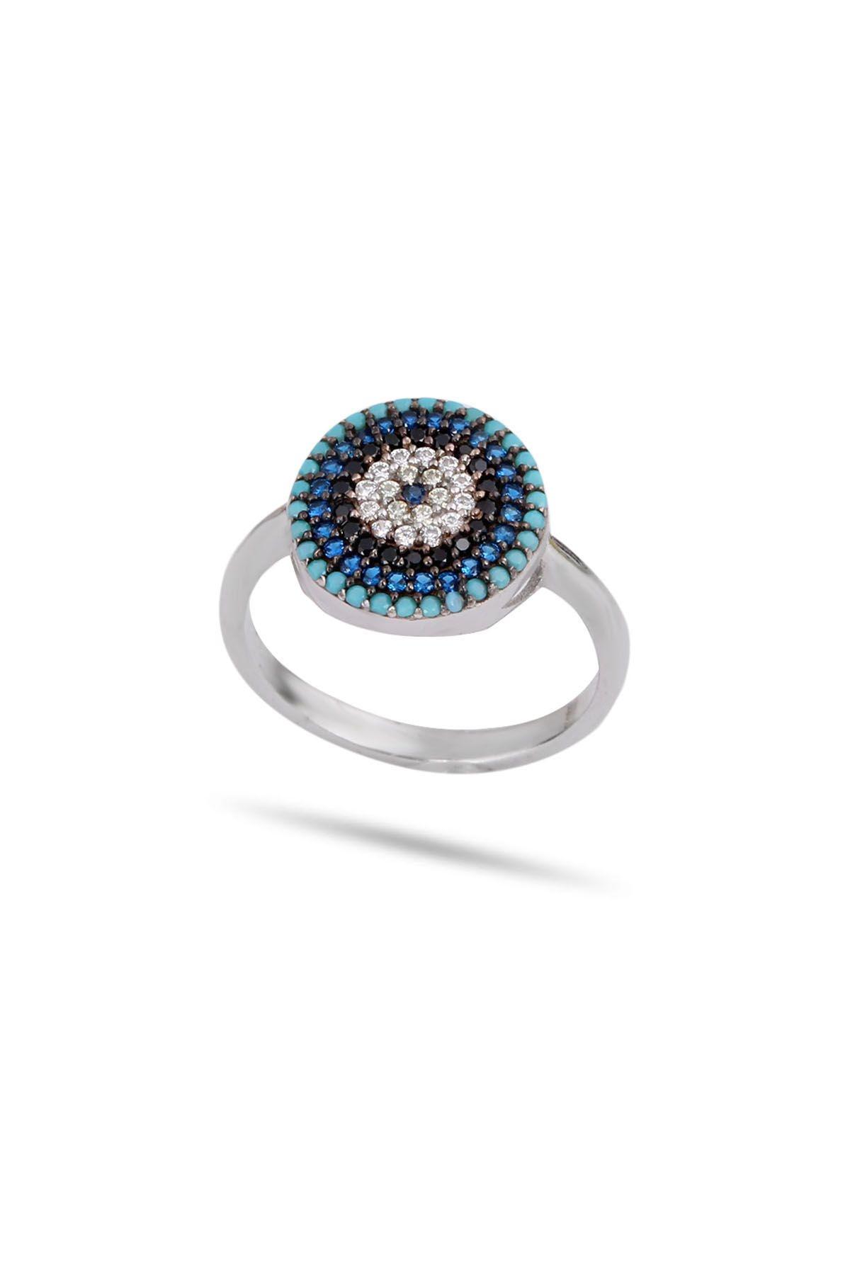 Devil Eye Ring