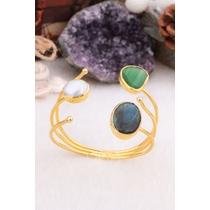 Pearl & Zircon Bracelet