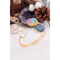 Pearl & Varasite Bracelet