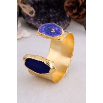 Agate & Quartz Bracelet