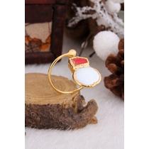 Pearl & Varasite  Ring